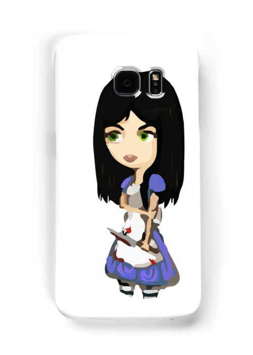 American McGee's Alice by dreamlandart