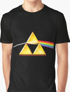 The Dark Side of Hyrule Graphic T-Shirt