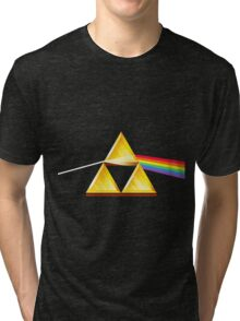 The Dark Side of Hyrule Tri-blend T-Shirt