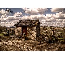 Hen House Photographic Print