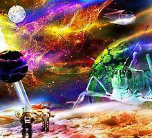 Cosmic Surprise #996 by Nadya Johnson