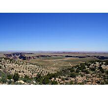 On the way to Grand Canyon National Park,Arizona USA Photographic Print