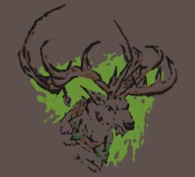 Inky Stag Kids Clothes