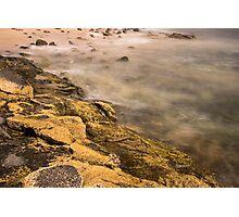 Wet & Dry Photographic Print