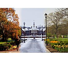 The Most Beautiful Campus That Ever Was Photographic Print