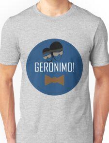 Doctor Who Geronimo Badge Unisex T-Shirt