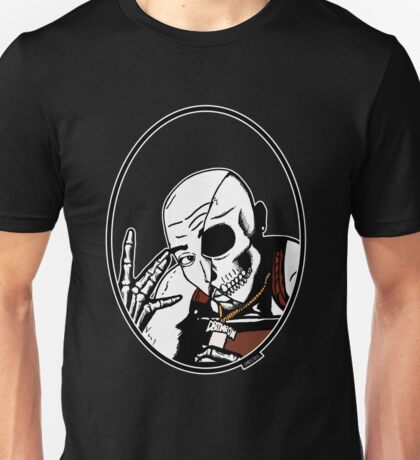 All Eyez On Me 2Pac Legend Iconic Skull Unisex T-Shirt