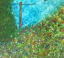 Electric Field  by Meji
