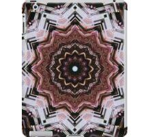 Glitch Kaleidoscope #3 iPad Case/Skin