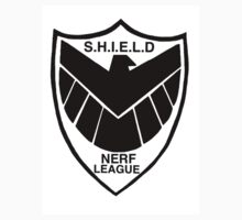 SHIELD NERF league by swtjennjennd