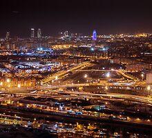 Cityscape by Pau  Garcia Laita