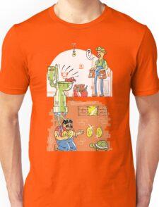 Down the Pipes Again Unisex T-Shirt