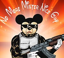 No More Mister Nice Guy by tmokko