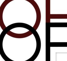 CofO MOFO Sticker