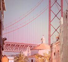 the bridge and the ermida sto. amaro by terezadelpilar~ art & architecture