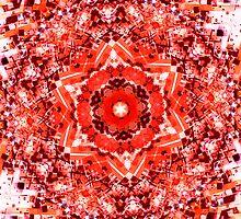 Glitch Kaleidoscope #5 by delahey