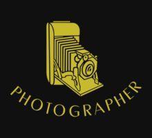 Photographer Kids Clothes