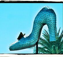 Silver Slipper by tvlgoddess