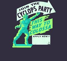 Cyclops Party Unisex T-Shirt