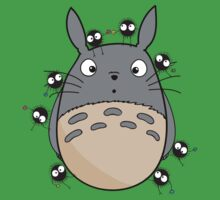 Little Totoro Kids Clothes