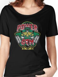 Power Gym Women's Relaxed Fit T-Shirt