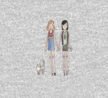Lizzie Bennet Diaries - Kitty, Lydia, Mary Baby Tee