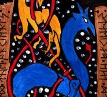Norse Knotwork Sticker