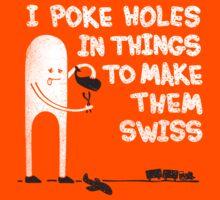 Making Swiss Happen Kids Clothes
