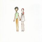 Lizzie Bennet Diaries - Fitz and Lizzie by MartinaC
