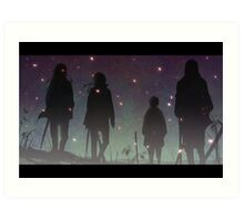 Gintama - Living Art Print