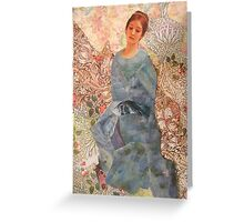 Barely There Greeting Card
