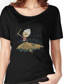 Garr Women's Relaxed Fit T-Shirt