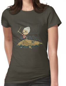 Garr Womens Fitted T-Shirt