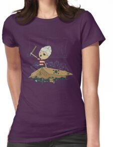Garr Womens Fitted T-Shirt
