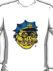 Shrunken-Head Wiggum T-Shirt