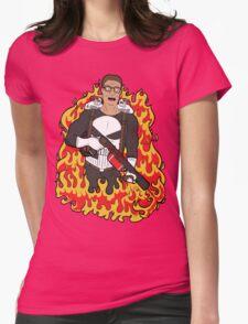 Propane Punisher Womens T-Shirt