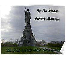 Top Ten - statues Poster