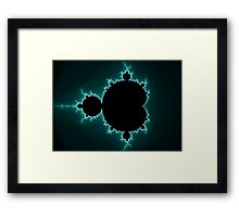 Graphic art <3 Framed Print