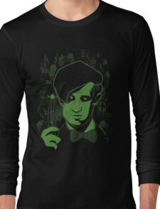 The Most Feared Being - Doctor Who Long Sleeve T-Shirt