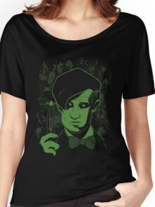 The Most Feared Being - Doctor Who Women's Relaxed Fit T-Shirt
