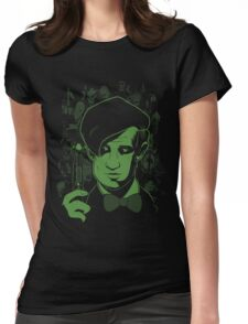 The Most Feared Being - Doctor Who Womens Fitted T-Shirt
