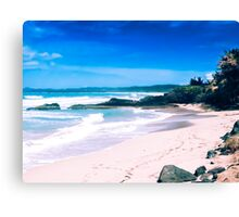 Luquillo Beach, Puerto Rico Canvas Print