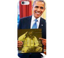 Obama/Gucci Mane- Traphouse 3 iPhone Case/Skin
