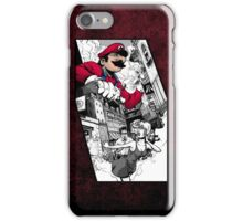 Don't feed him mushrooms iPhone Case/Skin