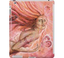 Goddess of Transformation iPad Case/Skin