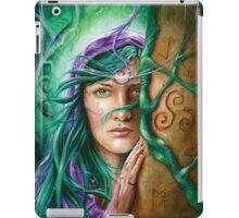 Celtic Wisdom iPad Case/Skin