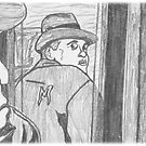 Peter Lorre in M by sixsixtysix