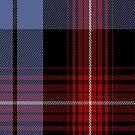 02230 Lords of Douglas, (Unidentified #52) Fashion Tartan Fabric Print Iphone Case by Detnecs2013