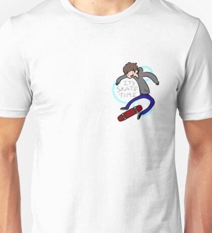 It's skate time Unisex T-Shirt