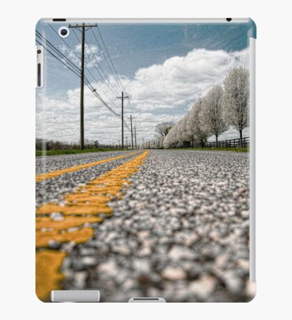 Down the Road iPad Case/Skin